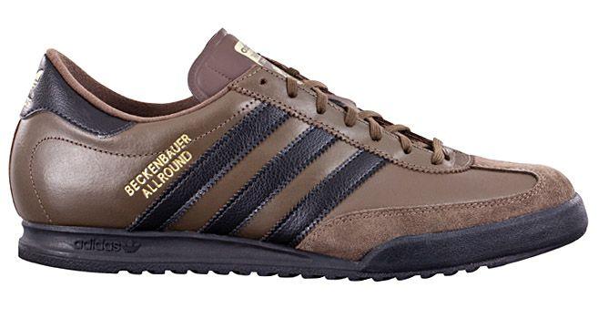 adidas beckenbauer allround | Details zu ADIDAS BECKENBAUER ALLROUND Schuhe Retro Sneaker
