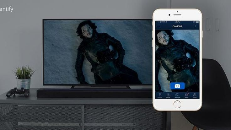 CamFind app can brush you up on 'Game of Thrones' when you're in a pinch (June 2016)