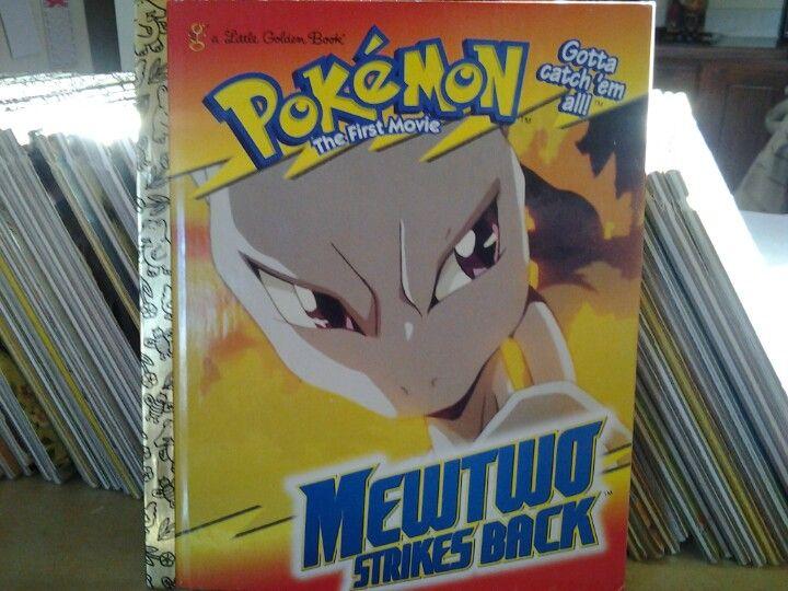Pokemon mewtwo strikes back