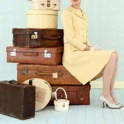 Best 25  Womens luggage ideas on Pinterest | Women's luggage ...