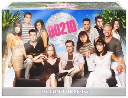 Platekompaniet - Beverly Hills 90210 - The Complete Series (DVD)  849,-