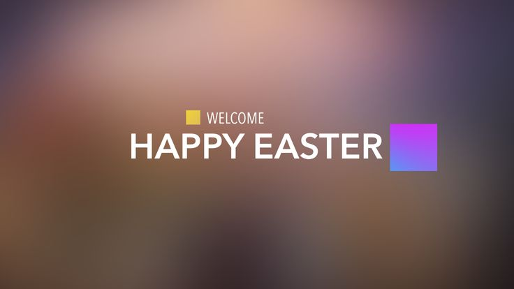 Use our colorful, animated set of worship resources to welcome everyone on Easter Sunday. Video, PowerPoint, graphics available.