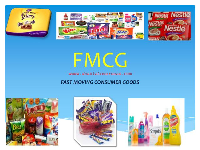 fast moving consumer goods exporter