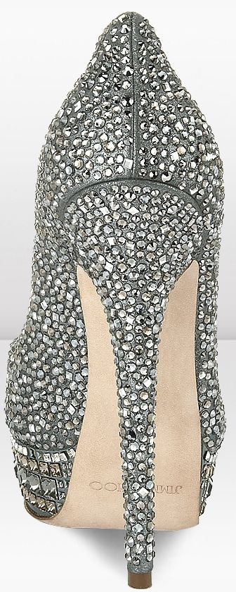 Jimmy-Choo-Kendall evening shoes