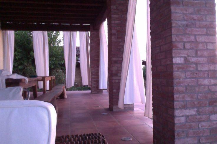 breeze under the porch