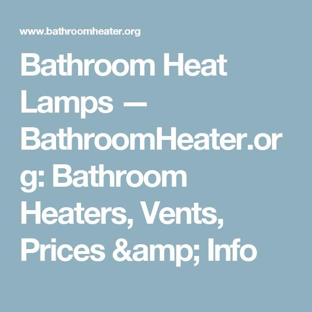 Heatthat Towel Warmer Sv21: Best 25+ Bathroom Heater Ideas On Pinterest
