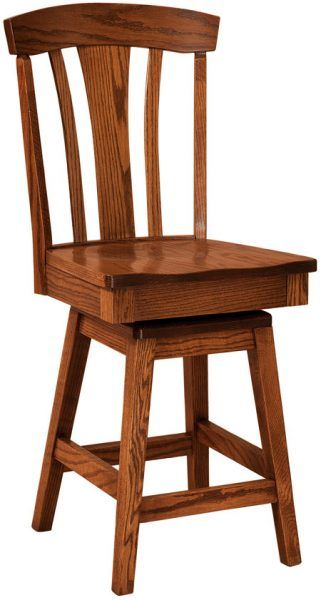 up to 33 off parkway swivel barstool in 2018 amish barstools rh pinterest com