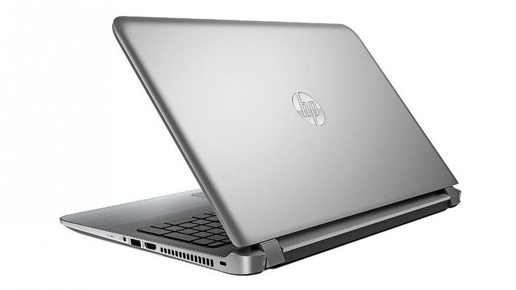 "HP Pavilion 15-AB227TX 15.6"" Notebook - Silver - Laptops - Computers - Computers & Tablets 