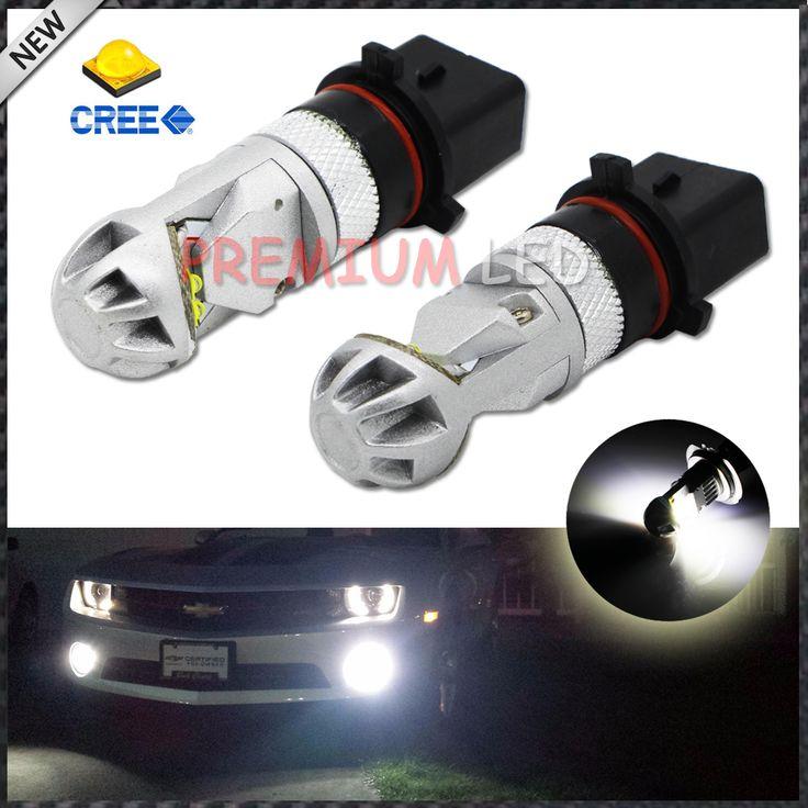 $24.99 (Buy here: https://alitems.com/g/1e8d114494ebda23ff8b16525dc3e8/?i=5&ulp=https%3A%2F%2Fwww.aliexpress.com%2Fitem%2F2pcs-Super-Bright-Xenon-White-20W-P13W-SH24W-High-Power-CREE-LED-Bulbs-For-2010-2013%2F32365049329.html ) 2pcs Super Bright Xenon White 20W P13W SH24W High Power CREE LED Bulbs For 2010-2013 Chevy Camaro Fog Lights Daytime Lights for just $24.99