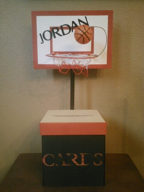 Basketball party -maybe everyone guesses what the top players will score & the person closest gets a prize