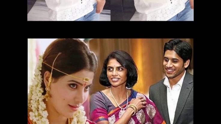 Actress Samantha Family Photos - Samantha Ruth Prabhu Childwood and Unse...