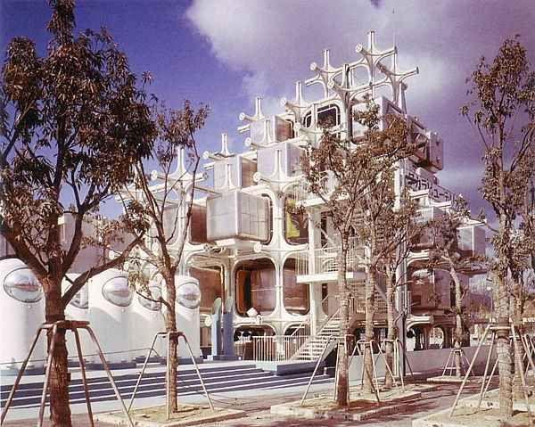 Takara Group Pavilion, Osaka Expo'70