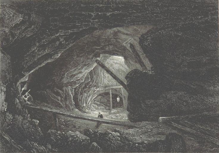 The Burra Burra Copper Mines 1873