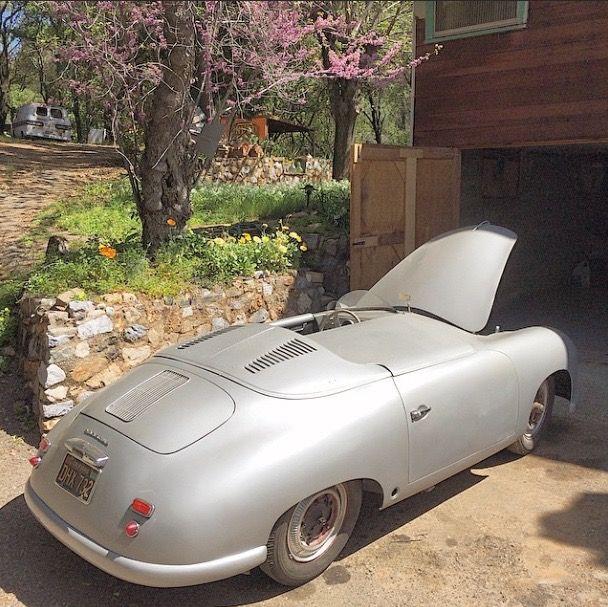 Porsche 356 dise o voiture voitures anciennes belle - Porche diseno ...