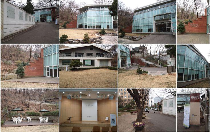 Literature House Seoul where is held Wild Flower Film Awards Korea