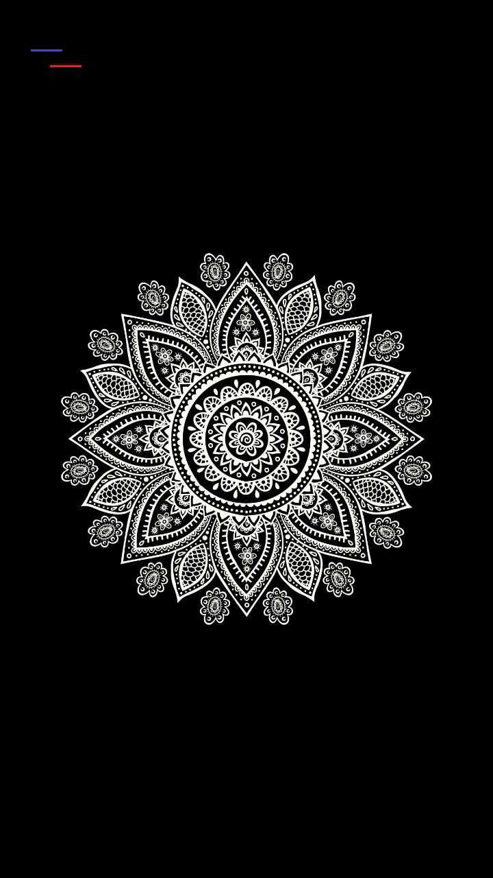 Mandala Wallpaper Black And White Mandala Wallpaper 2 Br Mandala Wallpaper Black And White Wallpaper Phone Mandala Background Wallpapers