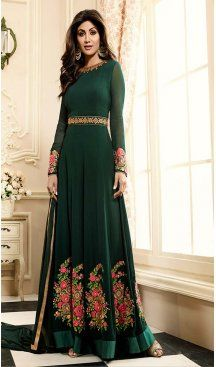 Up to 40% Off Discount Bollywood Celebrity Shilpa Shetty Long Anarkali Salwar Kameez Online @Heenastyle Shopping at https://www.heenastyle.com/bollywood  Follow us @Heenastyle  #bollywood #style #fashion #beauty #bollywoodstyle #bollywoodfashion #indianfashion #celebstyle #instastyle #instastyle #celebrityfashion #shilpashetty #shilpashettysalwarkameez #shilpashettychuridar #shilpashettydresses #heenastyle #shilpashettysaree
