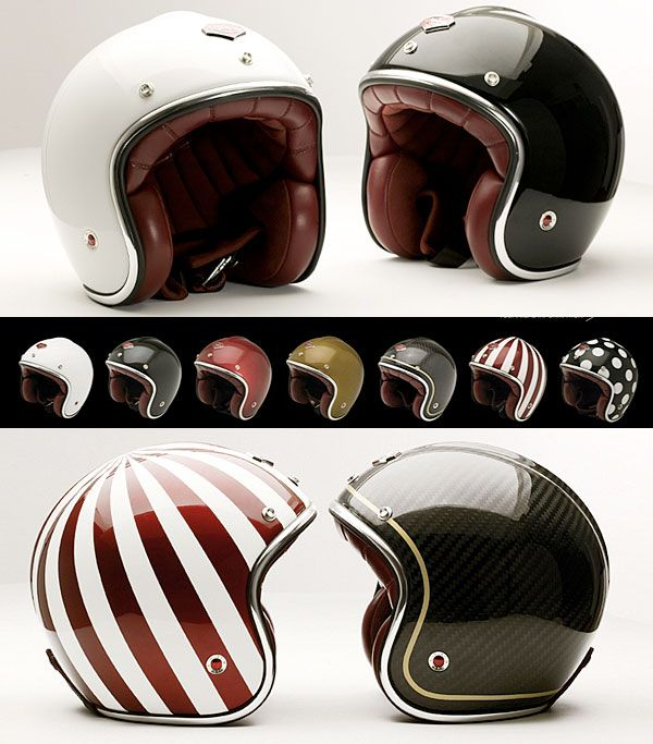 motographite: RUBY HELMETS by JEROME COSTE