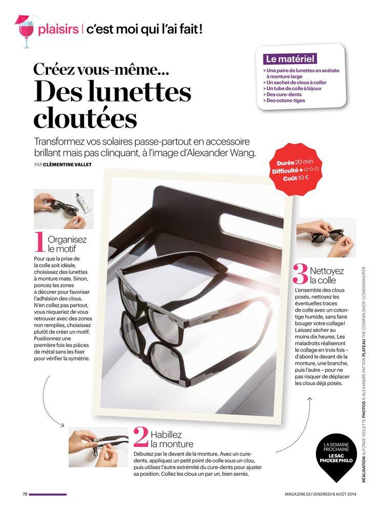 14 best DIY Alfonse Violette pour Le Parisien Magazine images on