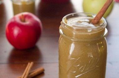 Slow Cooker Naked Apple Butter — Punchfork