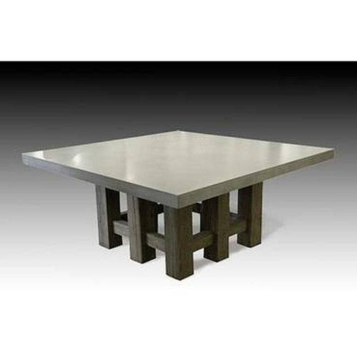 Concrete Dining Room Table: Concrete Dining Room Table