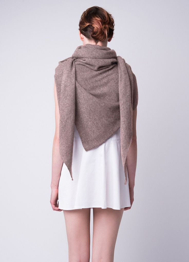 Feather light cashmere