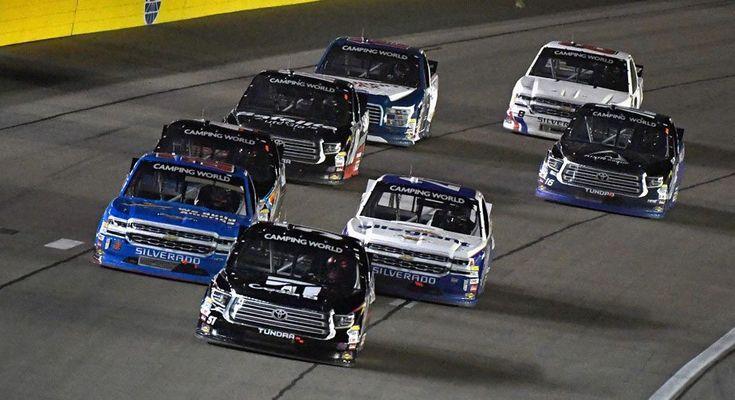 NASCAR Truck Series: Race Results https://racingnews.co/2018/03/02/las-vegas-truck-race-results-march-2nd-2018/ #nascartruckseries