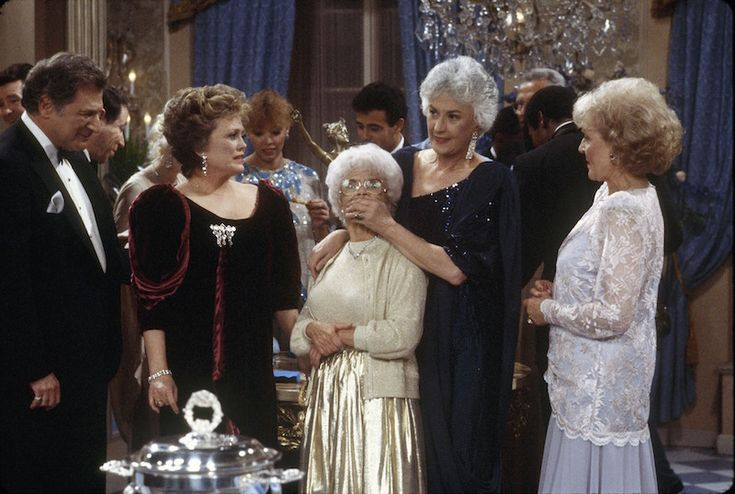 QUIZ: MATCH THE QUOTE TO THE GOLDEN GIRL