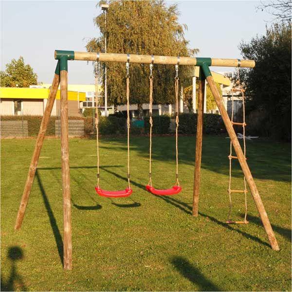 Portique de jeux pour enfant PARK - Maison Facile : www.maison-facile.com