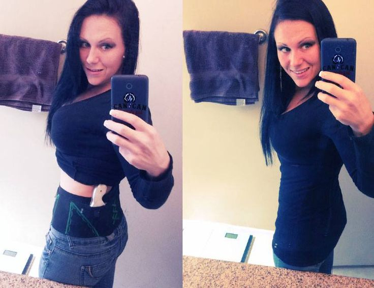 """We love receiving feedback from YOU!  Here's what Devyn had to say about her Can Can Holster. She's our happy customer of the week!  """"Love love love my HipHugger holster. You can barely see my Taurus Snubnose .38 Special revolver even in completely skin tight clothing!!!""""--Devyn #CustomerAppreciationSaturday, #ConcealCarry, #ArmedandBeautiful   Womens Gun Holsters Gun holster Conceal Carry Concealed Carry CCW Compression Holster"""