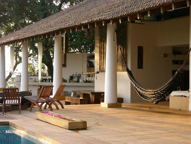 Kiranpani House India Mettelange Outdoor Living