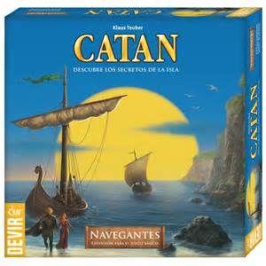 Los Colonos de Catan - Navegantes de Catan