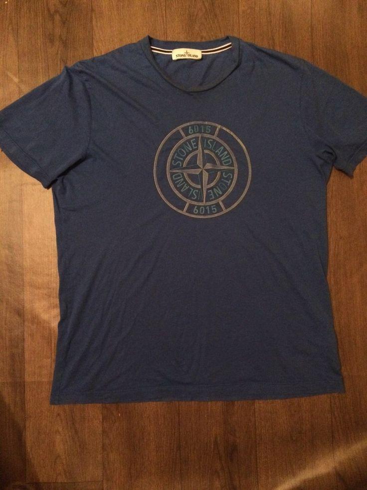 Stone Island Stone Island T-Shirt Size US XL / EU 56 / 4