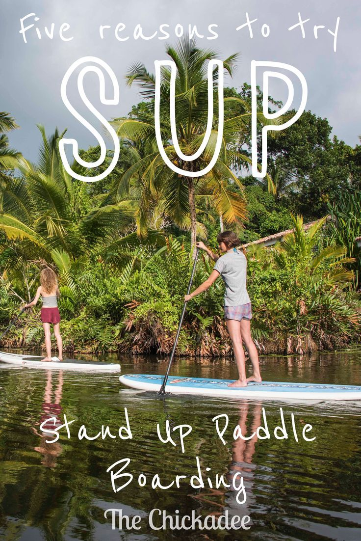 Reasons to try Stand Up Paddle Boarding... I first tried Stand Up Paddle Boarding (or SUP) in Wales a few years ago. It was a surfing trip but that weekend there was one problem - the ocean was completely flat!  I was a bit grumpy that I couldn't do my favourite sport, but I gave SUP a go and absolutely loved it.  Here are my top five reasons to try stand up paddle boarding!