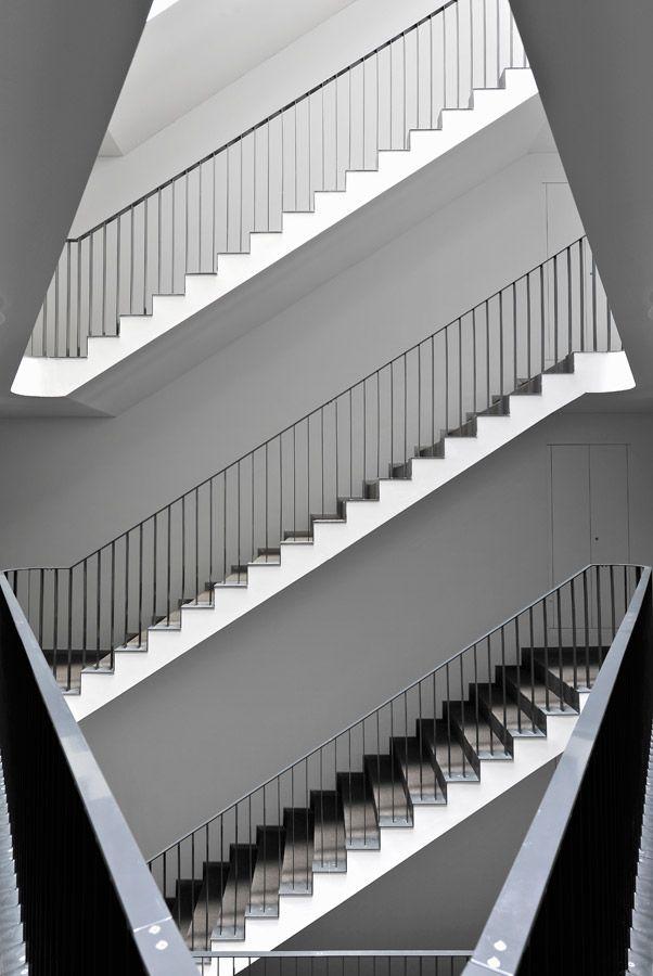 79 besten treppen und gel nder bilder auf pinterest for Innenarchitektur studium ausland