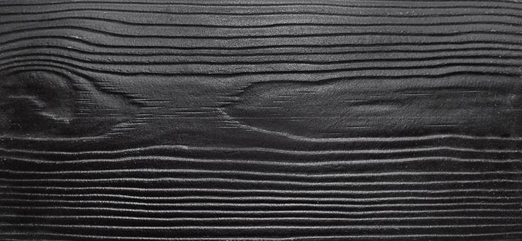фиброцементные доски eternit С50 черный