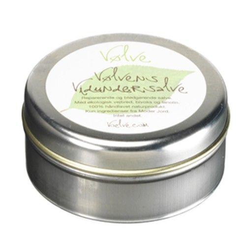 Den populære økologisk vidundersalve, der gennemfugter huden. Den er især veleget til børn, da den ikke indeholder parabener, kemikaliker og kunstige perfumer.