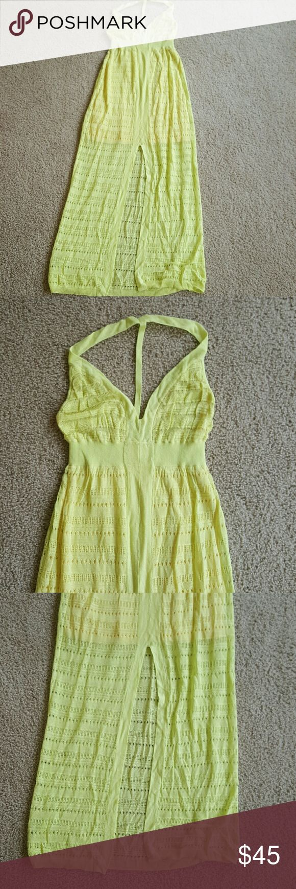 Victorias secret knitted dress new size S New dress from Victoria Secret.  Size S. Victoria's Secret Dresses Maxi