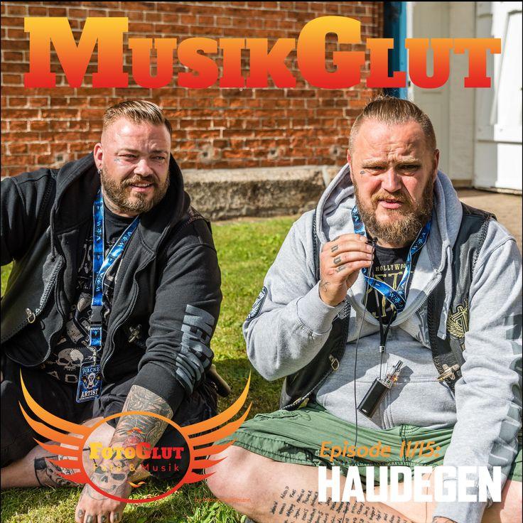 Musikglut 11 - Haudegen im Interview - http://fotoglut.de/2015/musikglut-11-haudegen-im-interview/