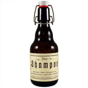 Haslinger Bier Shampoo 320ml Shampoo