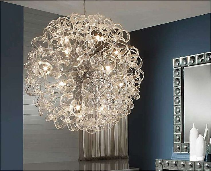 Lightings Styles Co Uk These Cut Crystal Spiral Ball Pendants Are Made Of Metal