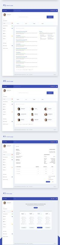 Fully responsive and full featured Web App and Admin Template powered by the popular Bootstrap framework. It is built with web developers in mind and focuses on providing a great User Experience with a modern design, fast User Interface and many awesome f