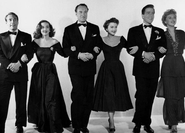 All About Eve!: Classic Movie, Eve 1950, Eve Cast, Anne Baxter, George Sander, Classic Hollywood, Favorite Movie, Bette Davis, Celestial Holmes
