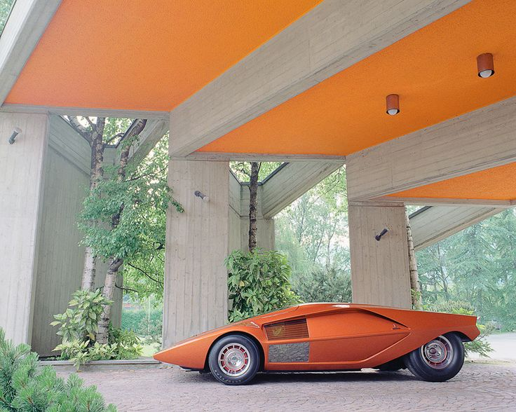 a rare look at bertone's concept car design studio by benedict redgrove - designboom | architecture