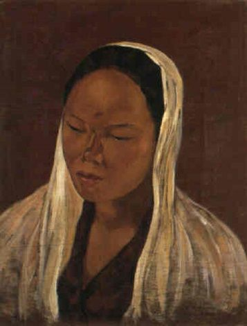Czeslaw Mystkowski - Wanita Jawa (1930)