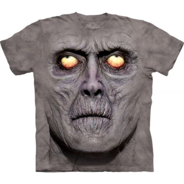Tricouri The Mountain – Tricou Zombie Portrait