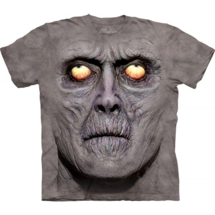 Tricouri The Mountain – Tricou Zombie Portrait