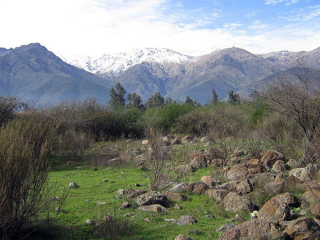 La Hacienda Lo Hermida: hoy comunidad ecológica de Peñalolen: / the arrival | Flickr - Photo Sharing!