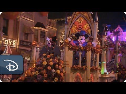 ▶ Halloween Time Returns to the Resort September 13 - October 31   Disneyland   Disney Parks - YouTube