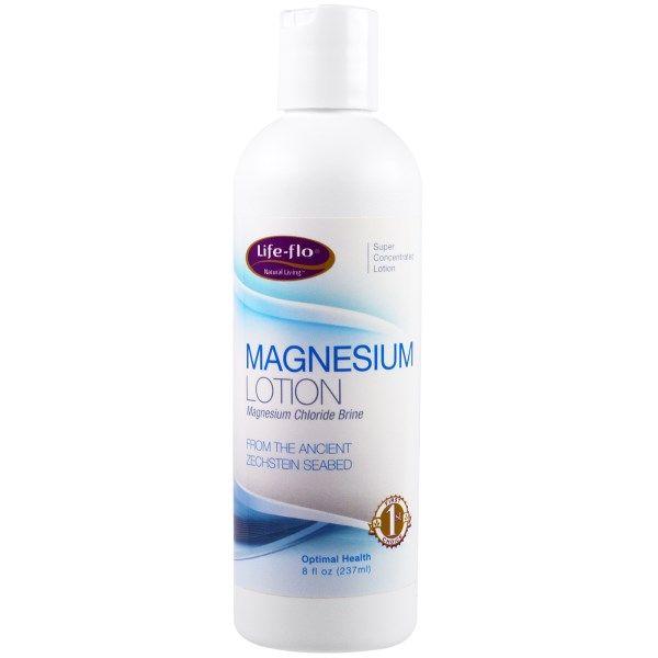 Life Flo Health, Magnesium Lotion, 8 fl oz (237 ml)